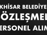 Akhisar Belediyesi Personel Alım İlanı (Eylül iş ilanları)
