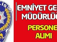 EGM Emniyet genel Müdürlüğü Personel Alıyor (Eylül iş ilanları)