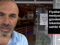 Sosyal Medyada Gündem Olan Lokantanın Sahibi Konuştu