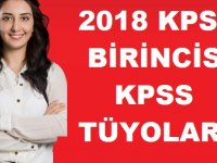 2018 KPSS Birincisi Bütün Sırlarını Anlattı Özel Haber
