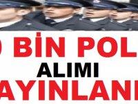23. Dönem 10 Bin Polis Alım ilanı Yayınlandı!
