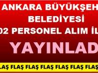 Ankara Büyükşehir Belediyesi 300 İtfaiye eri alacaktır