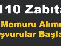 Ümraniye Belediyesi lise, önlisans ve lisans mezunu 110 zabıta memuru alımı başladı