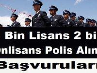 23. Dönem POMEM 10 Bin Polis Memuru Alımı Başvuruları