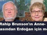 Rahip Brunson'ın Anne-Babasından Erdoğan için mesaj