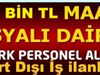 Umman Sultanlığı 10 Bin TL Maaşla iş (Yurt dışı iş ilan)