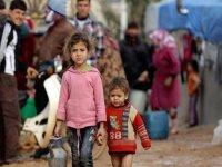 Türkiye'de 350 bin Suriyeli çocuk doğdu