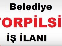 Erzincan Yalnızbağ Belediyesi Çöpçü Alıyor