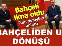 Erdoğan ile Bahçeli EYT için Anlaştı