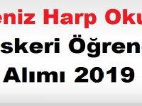 Deniz Harp Okuluna Askeri Öğrenci Alımı 2019