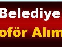Niğde Karakapı Belediyesi Şoför Alımı YAPIYOR
