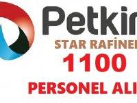 Star Rafinerisi açıldı 1100 Kişiye iş