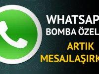 Whatsapp yeni bir müjdeli haber geldi