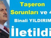 Taşeron Sorunları ve 4D Binali YILDIRIM'a İletildi!