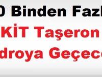 Son Haber! 50 Binden Fazla KİT Taşeron Kadroya Geçecek!