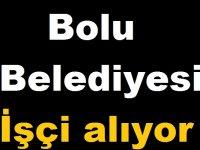 Bolu Belediyesi İşçi Kariyer İlanı