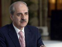AK Parti'nin İstanbul Belediye Başkan adayı Numan Kurtulmuş