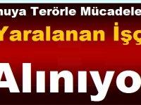 Türkiye Sanayi ve Sevk İdaresi Terörle Mücadelede Yaralanan İşçi alıyor