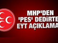 MHP'den 'Emeklilikte Yaşa Takılanlar' açıklaması!