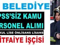 Ordu Büyükşehir Belediye Başkanlığı 23 Çorum Laçin Belediye Başkanlığı 4 kariyer ilanı