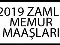 2019 Memur Maaşları