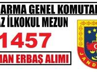 Sahil Güvenlik 1457 Uzman Erbaş Kariyer ilanı Başvurular Başladı