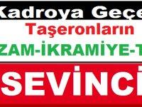Kadroya Geçen İşçilerin ZAM İkramiye ve TİS sevinci!