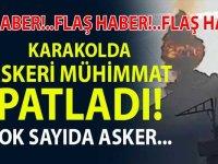 Hakkari Şemdinli'deki Patlamada Şehit ve Yaralı Sayısı
