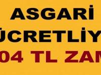 2019 ASGARİ ÜCRET 2 BİN 12 TL