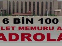Diyanet İşleri Başkanlığı 6 bin 100 kamu personeli alımı kadroları açıklandı