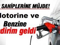 Benzin Ve Motorine İndirim Geldi Motorinle Benzin Aynı Fiyat Oldu