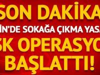 SON HABER TSK AFRİN'DE OPERASYON BAŞLATTI