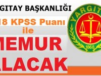 Yargıtay Destek Personeli ve Hizmetli 2018 Kpss Puanıyla Kamu Personeli Alımı