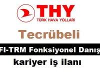 Türk Hava Yolları SAP FI-TRM Fonksiyonel Danışmanı Alım İlanı