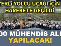 Türk Havacılık ve Uzay Sanayi Bin (1000) Mühendis Alımı Yapacak