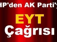 MHP'den AK Parti'ye EYT Düzenleme Çağrısı
