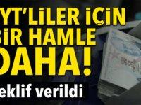 Emeklilikte Yaşa Takılanlar (EYT) Dikkat ! CHP'den Yeni Hamle