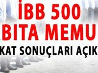 500 Zabıta Memuru Mülakat Sonuçları Açıklandı