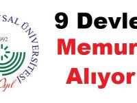 İzzet Baysal Üniversitesi 9 Sözleşmeli Personel Alacak