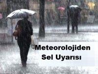 Dikkat! Meteorolojiden Sel Uyarısı!