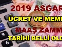 2019 yılı asgari ücret ve memur maaş zammı için kritik tarih