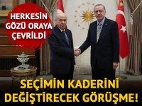 Erdoğan ile Devlet Bahçeli'nin yapacağı görüşme