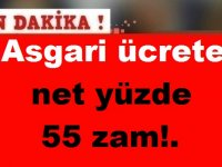 Asgari ücrete net yüzde 55 zam AK Partili başkan müthiş rakamı açıkladı