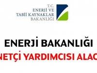 Enerji Bakanlığı Kamu Personeli ALIM ilanı yayınlandı