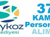 İstanbul Beykoz Belediyesi 37 Kamu İşçisi Alacak