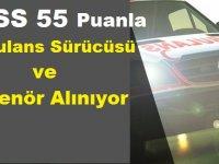 KPSS 55 Puanla Ambulans Sürücüsü ve Antrenör Alınıyor