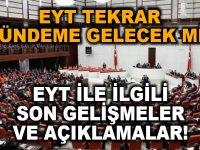 EYT'lilerin gözü Ankara'da.
