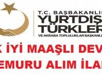 Kültür ve Turizm Bakanlığı Çok İyi Maaşlı Sözleşmeli Personel Alım İlanı