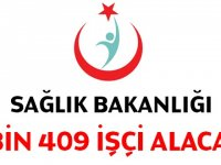 Sağlık Bakanlığı 6 Bin 409 Kamu Personeli Alımı Yapacak işte ilan