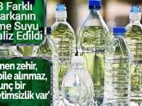 İçme Suları Analiz Edildi: Resmen zehir, duş bile alınmaz, korkunç!